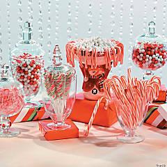 christmas candy buffet - Christmas Candy Ideas