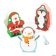 Christmas Character Favor Boxes