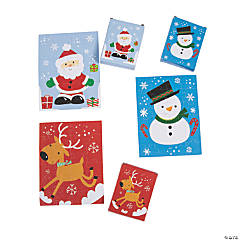 Christmas Character Jigsaw Puzzles