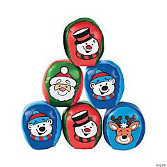 Christmas Character Kick Balls PDQ