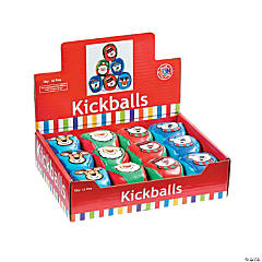 Christmas Character Kick Balls