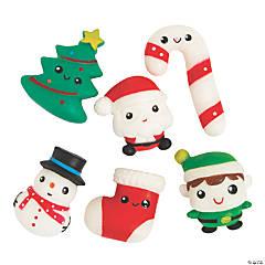 Christmas Character Mochi Squishies