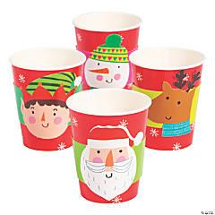 Christmas Crew Cups