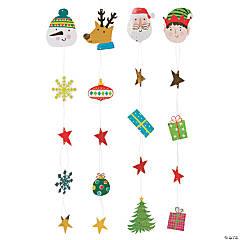 Christmas Crew Hanging Decorations