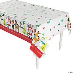 Christmas Crew Tablecloth