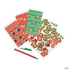 Christmas Dog Stationery Sets