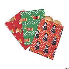 Christmas Dog Treat Bags