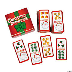 Christmas Domino Games PDQ