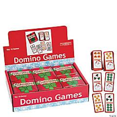 Christmas Domino Games