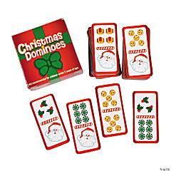 Christmas Dominoes Games