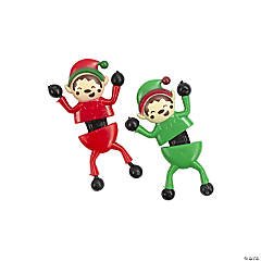 Christmas Elf Wall Walkers PDQ