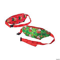 Christmas Fanny Packs