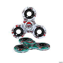 Christmas Fidget Spinners
