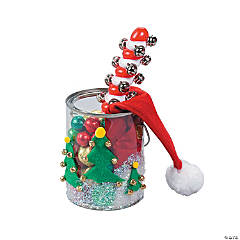 Christmas Goody Container Idea