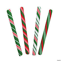 Christmas Hard Candy Sticks