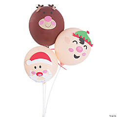 Christmas Latex Balloon Craft Kit