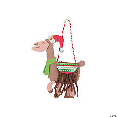 Christmas Llama Ornament Craft Kit