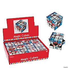 Christmas Magic Cubes