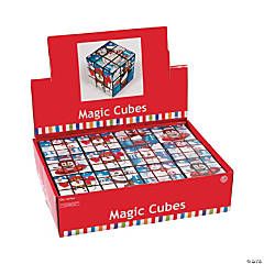 Christmas Magic Cubes