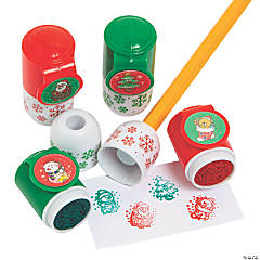 Christmas Mini Pencil Topper Stampers