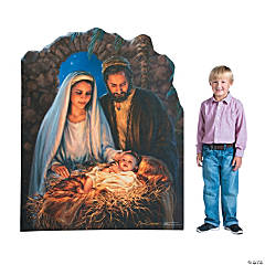 Christmas Nativity Stand-Up