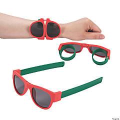 Christmas Nomad Slap Bracelet Sunglasses