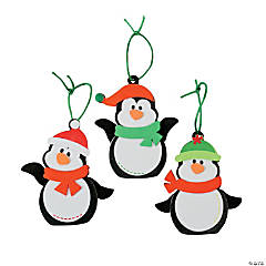 Christmas Penguin Ornament Craft Kit