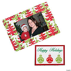 Christmas Picture Frame Magnets
