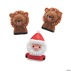 Christmas Porcupine Characters