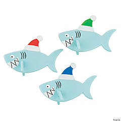 Christmas Shark Bendables