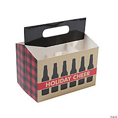 Christmas Six Pack Carrier