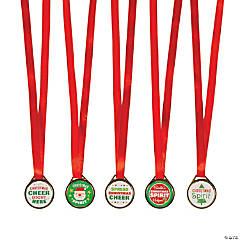 Christmas Spirit Award Medals