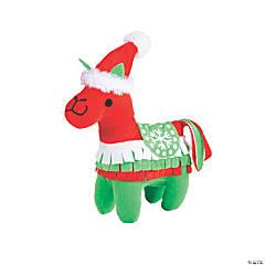 Christmas Stuffed Alpacas