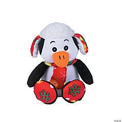 Christmas Stuffed Eddy Penguins