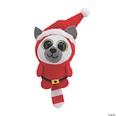 Christmas Stuffed Lemur