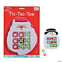 Christmas Tic-Tac-Toe Games