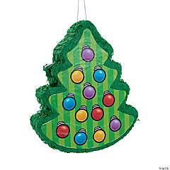 Christmas Tree 2D Piñata