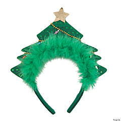 Christmas Tree Headbands