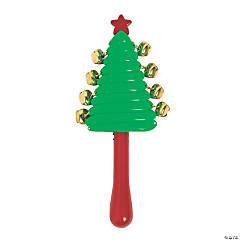 Christmas Tree Jingle Bell Sticks