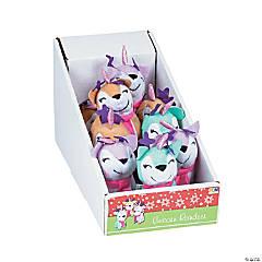 Christmas Unicorn Stuffed Reindeer PDQ