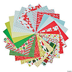 Christmas/Winter Paper Pack