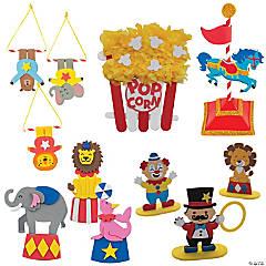Circus Adventure Boredom Buster Craft Kit