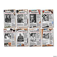 Civil Rights Pioneers Bulletin Board Set