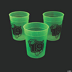 Class of 2019 Glow-in-the-Dark Cups