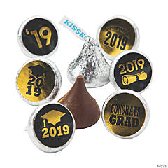 Class of 2019 Graduation Party Hershey's® Kisses® Stickers