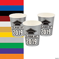 Class of 2019 Paper Cups