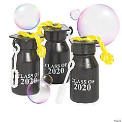 Class of 2020 Graduation Bubble Bottles