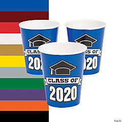 Class of 2020 Paper Cups