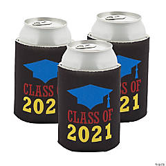 Class of 2021 Can Sleeves