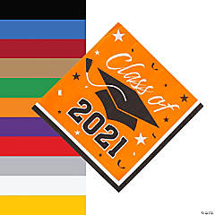 Class of 2021 Luncheon Napkins